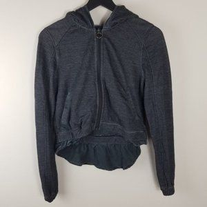 LULULEMON Sattva Jacket | Grey | Size 6